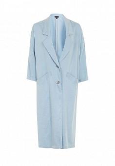 Плащ, Topshop, цвет: None. Артикул: TO029EWRMD22. Женская одежда / Верхняя одежда / Плащи и тренчкоты