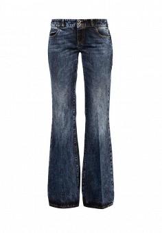 Джинсы, Trussardi Jeans, цвет: синий. Артикул: TR016EWROI28. Женская одежда