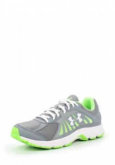 Кроссовки, Under Armour, цвет: серый. Артикул: UN001AWOJA85. Женская обувь / Кроссовки и кеды