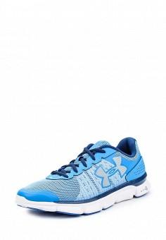 Кроссовки, Under Armour, цвет: голубой. Артикул: UN001AWOJA88. Женская обувь / Кроссовки и кеды