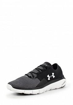 Кроссовки, Under Armour, цвет: черный. Артикул: UN001AWOJA92. Женская обувь / Кроссовки и кеды