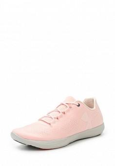 Кроссовки, Under Armour, цвет: розовый. Артикул: UN001AWTVL13. Женская обувь / Кроссовки и кеды
