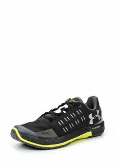 Кроссовки, Under Armour, цвет: черный. Артикул: UN001AWTVL14. Женская обувь / Кроссовки и кеды