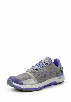 Кроссовки, Under Armour, цвет: серый. Артикул: UN001AWTVL15. Женская обувь / Кроссовки и кеды