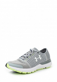 Кроссовки, Under Armour, цвет: серый. Артикул: UN001AWTVL21. Женская обувь / Кроссовки и кеды
