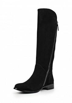 Ботфорты, Valley, цвет: черный. Артикул: VA013AWLNC69. Женская обувь / Сапоги