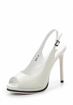 Босоножки, Vitacci, цвет: белый. Артикул: VI060AWPTW20. Женская обувь / Босоножки