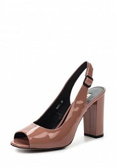 Босоножки, Vitacci, цвет: розовый. Артикул: VI060AWPTW23. Женская обувь / Босоножки