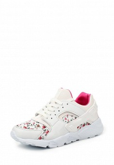Кроссовки, WS Shoes, цвет: белый. Артикул: WS002AWIAH66. Женская обувь / Кроссовки и кеды / Кроссовки