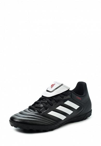 Купить Шиповки adidas Performance COPA 17.4 TF черный AD094AMUOX53 Мьянма