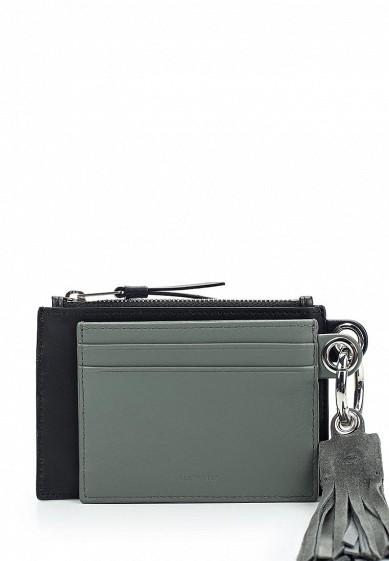 Купить Визитница AllSaints DIVE KEYFOB серый, черный AL047DWUSS35 Вьетнам