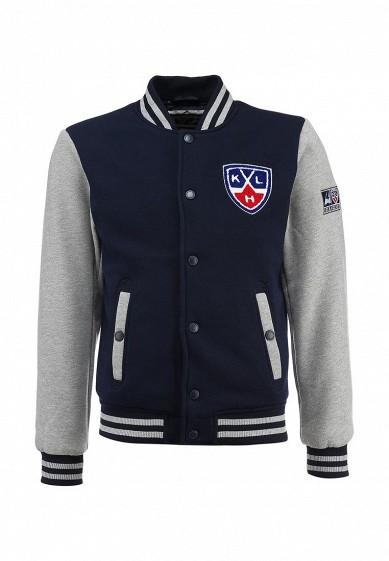 Куртка Atributika & Club™ KHL синий AT006EMCHQ46 Китай  - купить со скидкой