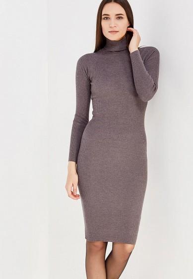 Купить Платье Befree серый BE031EWUXO12 Бангладеш