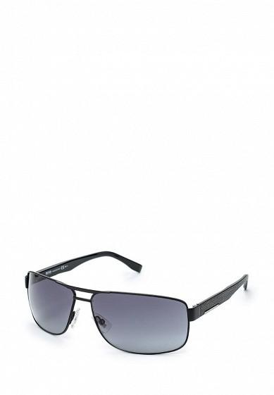 Купить Очки солнцезащитные Boss Hugo Boss BOSS 0668/S 10G черный BO010DMHLS86 Италия