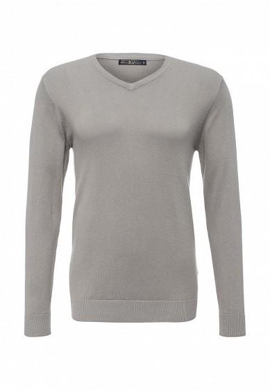 Купить Пуловер Bruno Leoni серый BR035EMXFS48 Китай