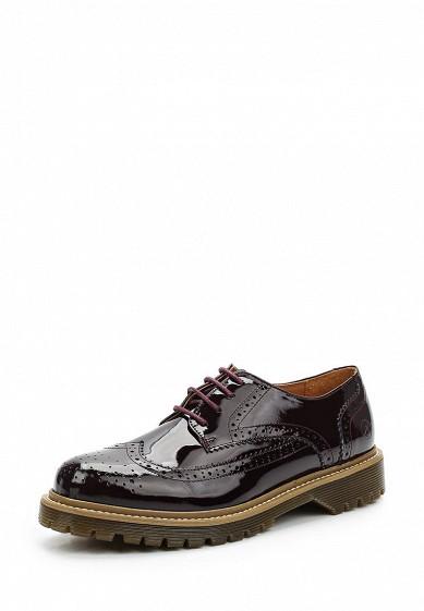 Купить Ботинки Bronx бордовый BR336AWUVD65 Португалия