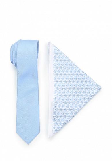 Комплект галстук и платок Burton Menswear London BU014DMSXS27  - купить со скидкой