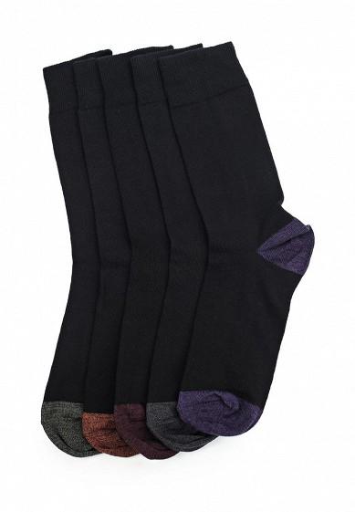Купить Комплект носков 5 пар Burton Menswear London черный BU014FMXMO90 Турция
