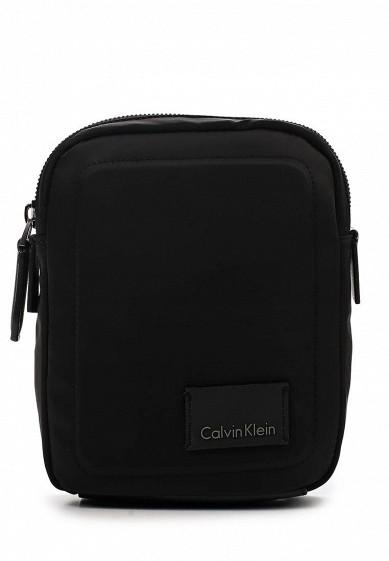 Сумка ILAY NYLON MINI REPORTER Calvin Klein Jeans черный CA939BMWCC30 Китай  - купить со скидкой