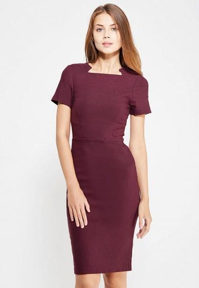 Купить Платье Dorothy Perkins бордовый DO005EWXUL79 Вьетнам