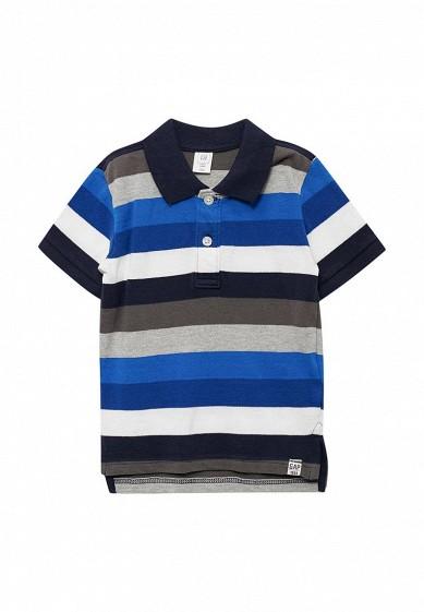 Купить Поло Gap синий GA020EBYHE31 Пакистан