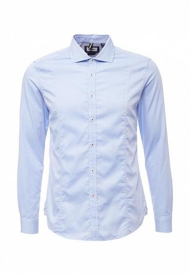 Купить Рубашка Gianni Lupo голубой GI030EMYMK78 Италия