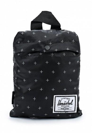 Купить Рюкзак Herschel Supply Co Packable Daypack черный HE013BUWJR99 Китай