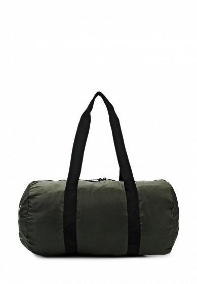 Сумка спортивная Herschel Supply Co Packable Duffle зеленый HE013BUWJS03 Китай  - купить со скидкой