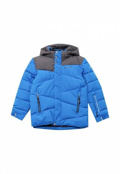 Купить Куртка утепленная Icepeak синий IC647EBXNB35 Китай