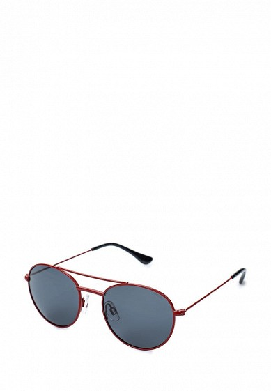 Очки солнцезащитные красный IN021DKRTV58 Китай  - купить со скидкой