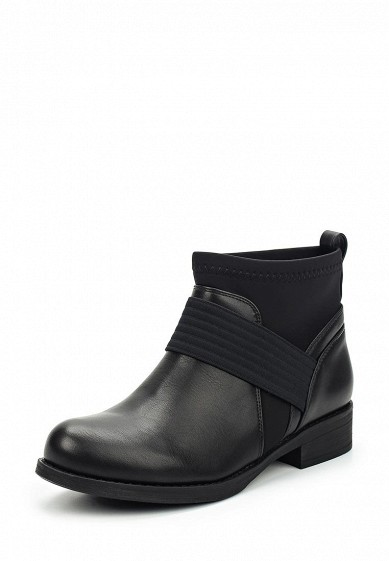 Купить Ботинки Janessa черный JA026AWXIM57 Китай