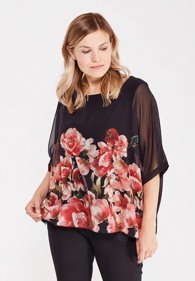 Купить Блуза Kitana by Rinascimento черный KI009EWVTX94 Италия