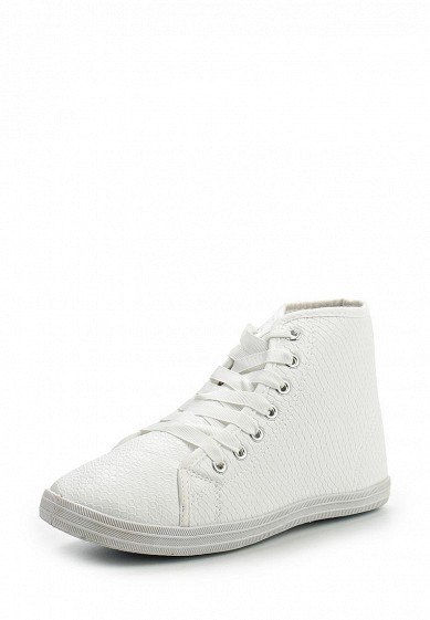 Кеды LOST INK PIXIE LACE UP HI TOP