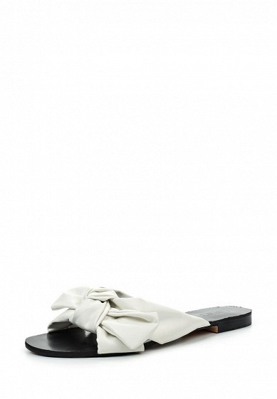 Шлепанцы LOST INK COLETTE BOW FLAT SANDAL