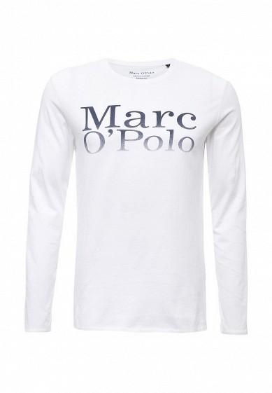 Купить Лонгслив Marc O'Polo белый MA266EMVZL46 Индия