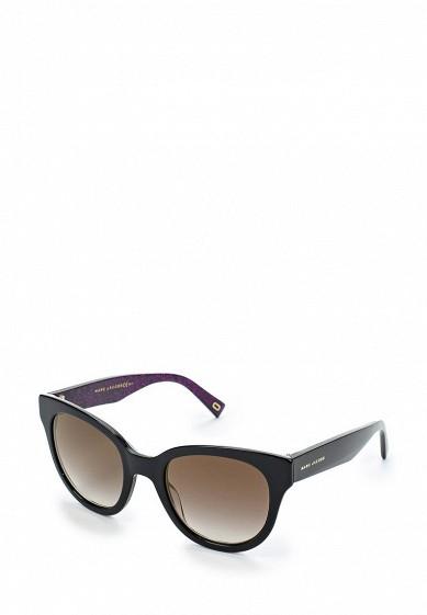 Купить Очки солнцезащитные Marc Jacobs MARC 231/S 2HQ черный MA298DWYBU40 Китай