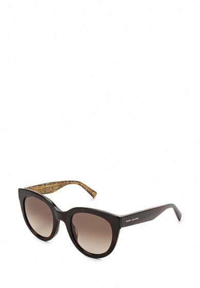 Купить Очки солнцезащитные Marc Jacobs MARC 233/S DXH коричневый MA298DWYBU45 Китай