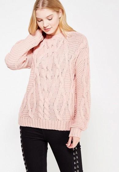 Купить Джемпер Miss Selfridge розовый MI035EWZCI35 Румыния