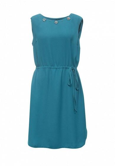 Платье Modis бирюзовый MO044EWSBJ48  - купить со скидкой