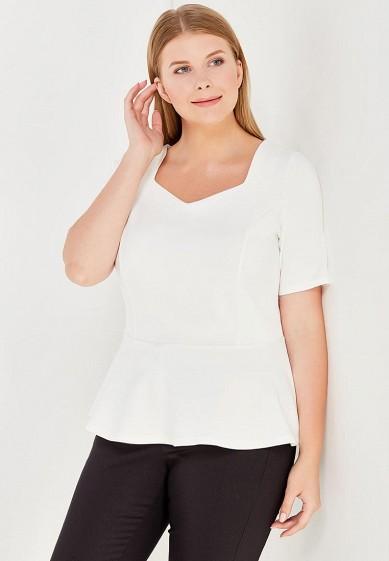 Купить Блуза Moe L&L белый MO066EWWSU69 Польша