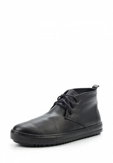 Купить Ботинки Poblenou черный MP002XM0W78V Россия