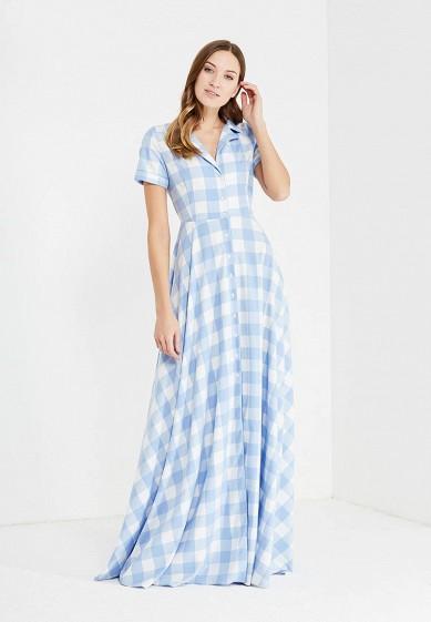 Купить Платье Tailor Che Келли голубой MP002XW1ASPB Россия