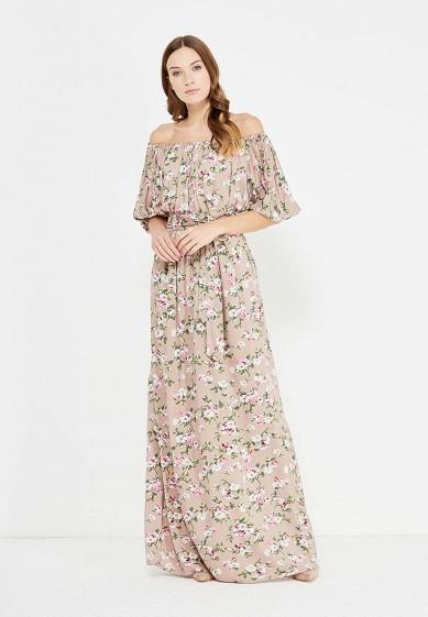 Купить Платье Tailor Che Нимфа бежевый MP002XW1ASPC Россия
