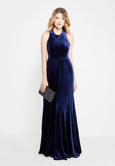 Купить Платье Tailor Che Невада синий MP002XW1ASPS Россия