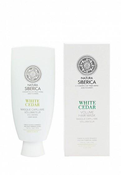 """Купить Маска для волос Natura Siberica """"Белый кедр"""", 200 мл NA026LWXSZ72 Россия"""