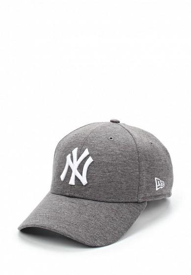 Купить Бейсболка New Era 204 JERSEY ESSENTIAL 9FORTY NEYYAN серый NE001CUWIE13 Китай