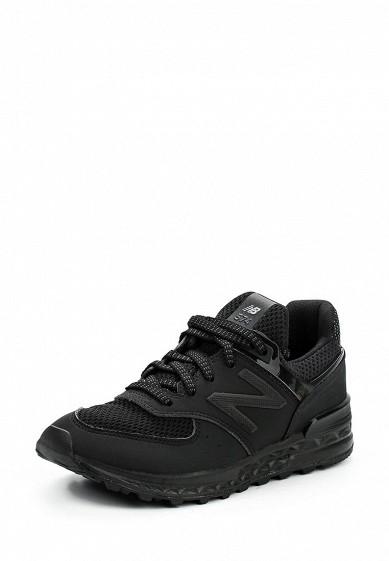 Купить Кроссовки New Balance черный NE007ABXIR47 Вьетнам