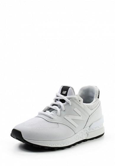Купить Кроссовки New Balance WS574 белый NE007AWUNZ56 Вьетнам