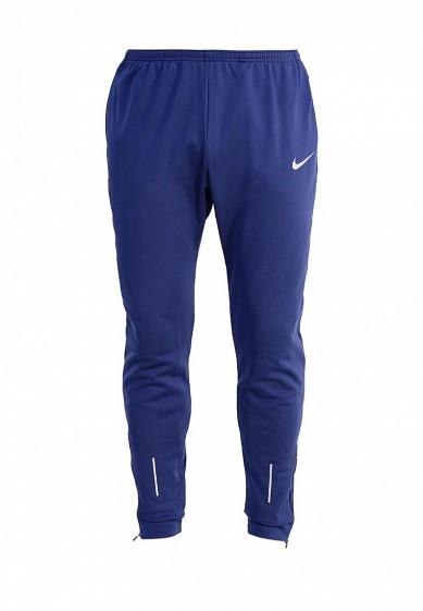 Купить Брюки спортивные Nike M NK THRMA ESSNTL PANT синий NI464EMUGU84 Камбоджа