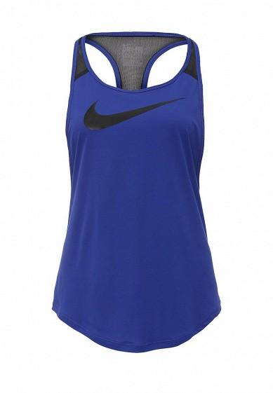 Купить Майка спортивная Nike NIKE FLOW GRX TANK синий NI464EWHBL60 Камбоджа